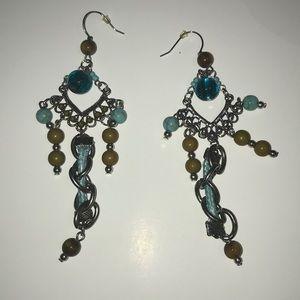 Jewelry - Beaded pierced earrings
